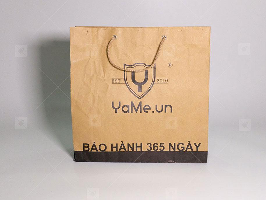 In túi giấy Yame